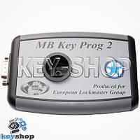 Программатор для смарт ключей, чип ключей мерседес (рыбка) MB Keyprog 2 Full + Online