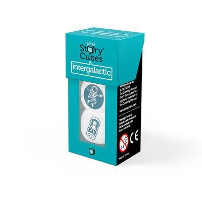 Настольная игра Rory Story Cubes. Intergalactic (Кубики Историй Рори. Межгалактические)