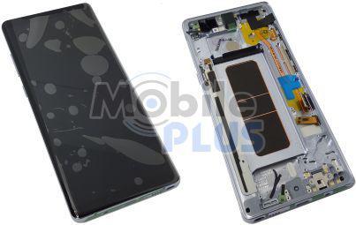 Samsung SM-N950F Galaxy Note 8 Дисплейный модуль с сенсором, Grey, оригинал, GH97-21065C