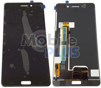 Nokia 6 Дисплейный модуль с сенсорным экраном, оригинал, 20PLEBW0001