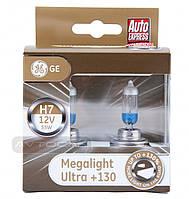 General Electric Megalight Ultra +130% Н7, 2шт. 58520XNU