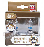 General Electric Megalight Ultra +130% Н7, 2шт. 58520XNU