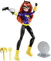 Кукла Девушка-летучая мышь с бластером DC Super Hero Girls Blaster Action Batgirl Doll