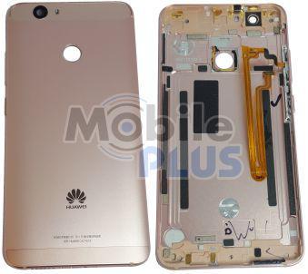 Батарейная крышка для Huawei Nova Rose Gold