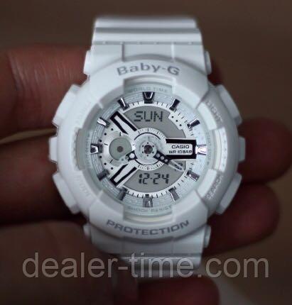 женские часы Casio Baby G Ba110 7a3 продажа цена в киеве часы