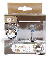 General Electric Megalight Ultra +130% Н1, 2шт. 50310XNU