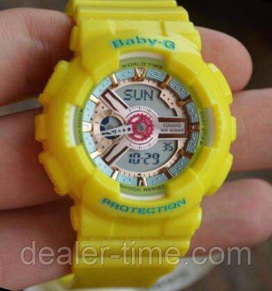 89a85001 Женские часы Casio Baby-G BA110CA-9A, цена 2 950 грн., купить в ...