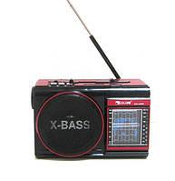 Радиоприемник колонка MP3 Golon RX-9009 Red CD