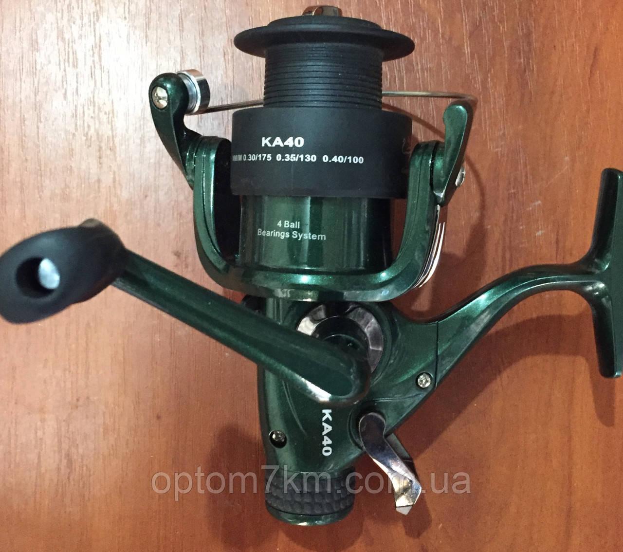 Катушка с байтранером Legend fishing KA-40 4bb