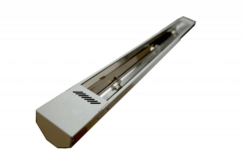 Билюкс У1500 - инфракрасный обогреватель потолочный средневолновой для теплиц , ферм и холодных зданий