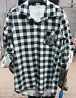 Подростковая рубашка для девочки