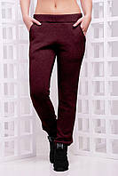 Женские спортивные штаны прямого кроя в расцветках 565164