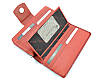 Красный лаковый кошелек Karya 1119-074 (Турция), фото 6