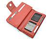 Красный лаковый кошелек Karya 1119-074 (Турция), фото 5