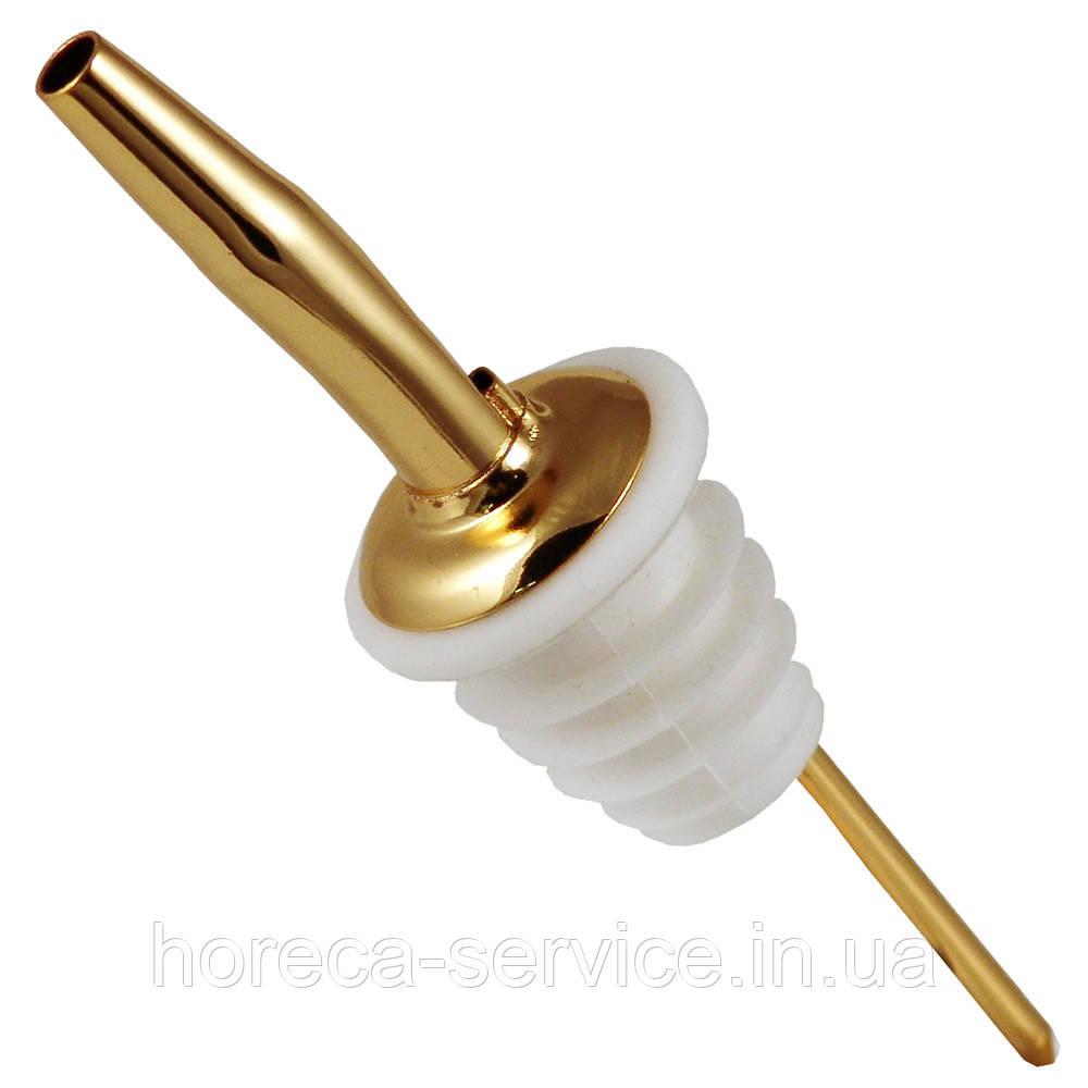 Гейзер металлический золотое покрытие