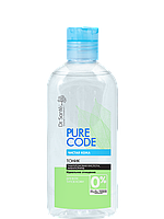 Тоник для всех типов кожи Чистая кожа 200 мл Dr.Sante Pure Code
