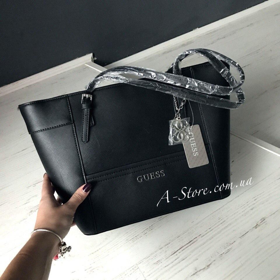 d7d9b98e478f эксклюзив сумка Guess шоппер фабричная копия в наличии цена 985