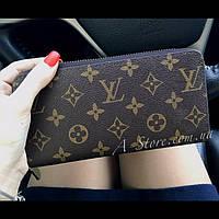 Шикарный кошелек копия Louis Vuitton. 4 цвета