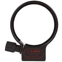 Штативное кольцо A(W) для объектива  Canon EF 100 f/2.8 Macro, Canon MP-E 65mm f/2.8 Macro, Canon EF 180/3.5L