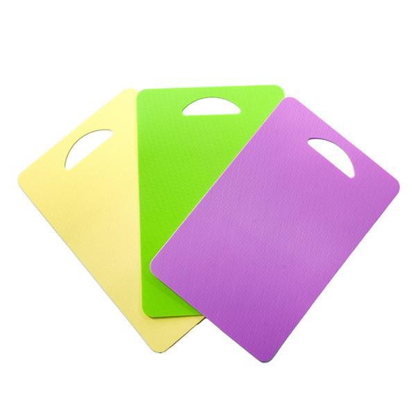 Набор из 3-х разделочных досок Fissman 31 см (Пластик)