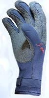 Перчатки неопреновые для дайвинга и подводной охоты с кевларовой ладонью Bs Diver professional kevlar 5 mm