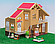 Будиночок з флоксовыми тваринами Happy Family 012-03 Заміський Будиночок (аналог Sylvanian Families), фото 5