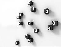 Дизайнерские настенные электронные часы