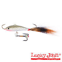 Балансир Lucky John SOFT TAIL 3 30мм/10 блистер (81311-10)