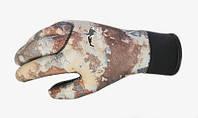 Перчатки неопреновые для дайвинга и подводной охоты Bs Diver Camolex 5 mm