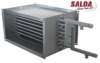 Водяной нагреватель SVS 500x250-4 Salda прямоугольный