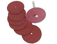 Отрезной диск, шлифовальное колесо для инструмента Dremel. Подходит для резки дерева, металла