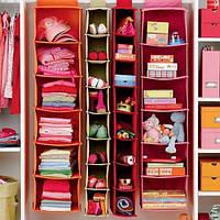 Органайзеры для хранения обуви и одежды ,нижнего белья,украшений, сумок , домашнего текстиля