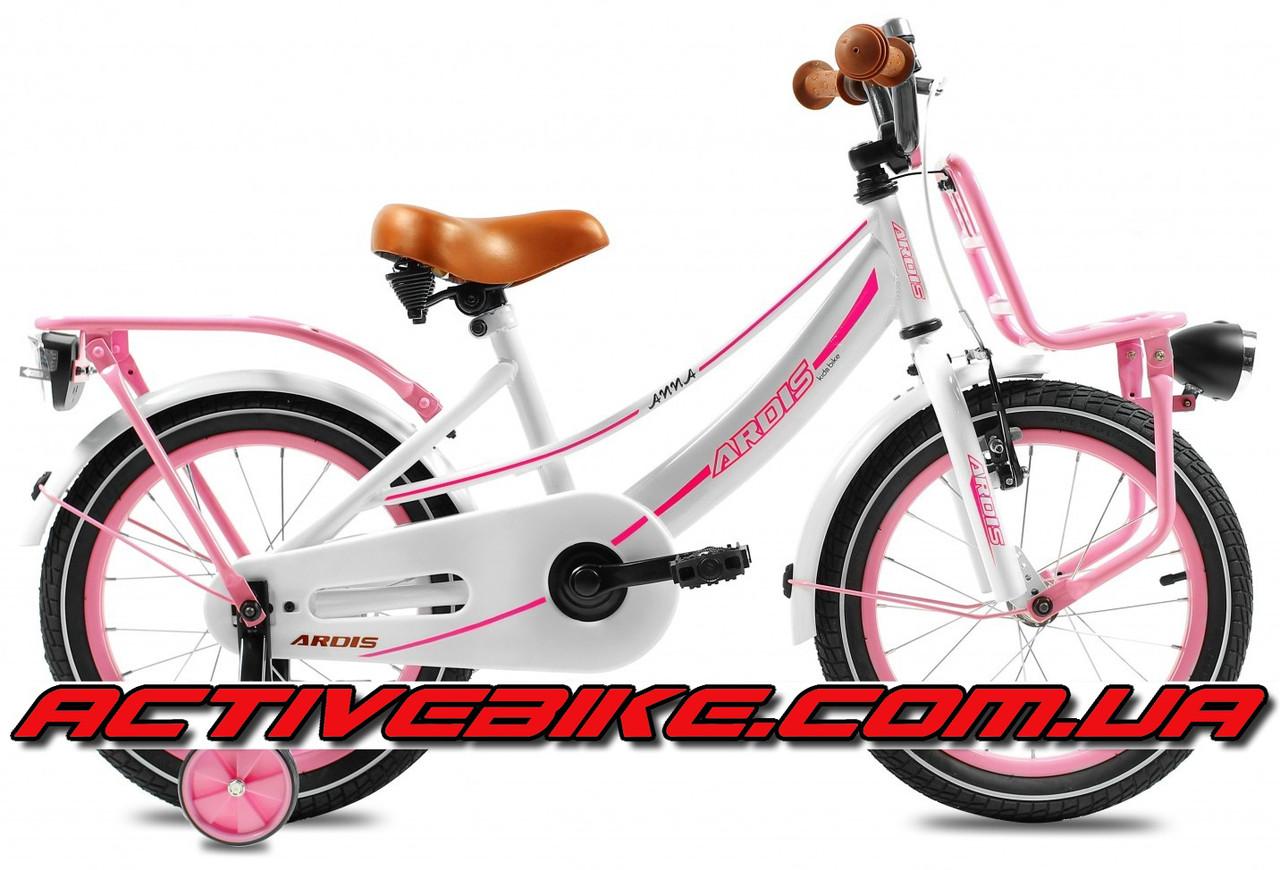 """Велосипед детский Ardis Anna 16""""."""