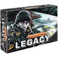 Пандемия: Наследие 2 (черная) (Pandemic Legacy: Season 2)