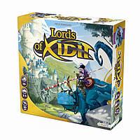 Лорды Ксидита (Lords of Xidit), настольная игра