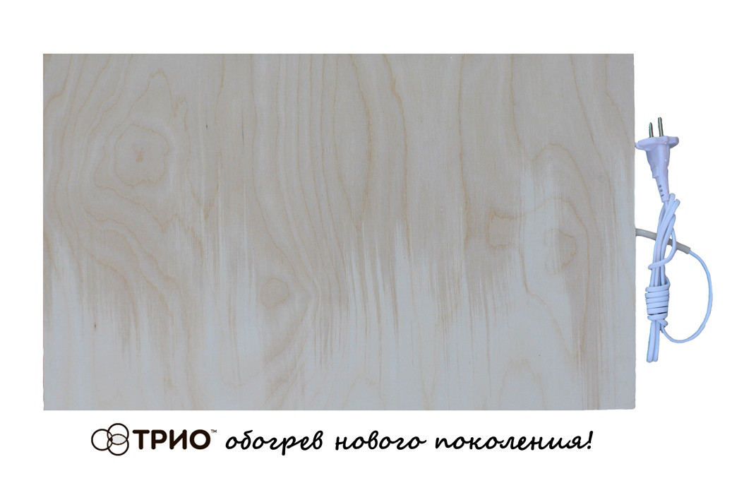 Деревянная подставка (0,62 х 0,50 м) 160 Вт, 60 град.