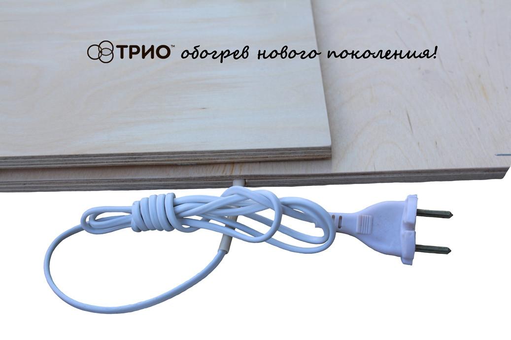 Обогреватель деревянная подставка (0,5 х 0,31 м) 80 Вт