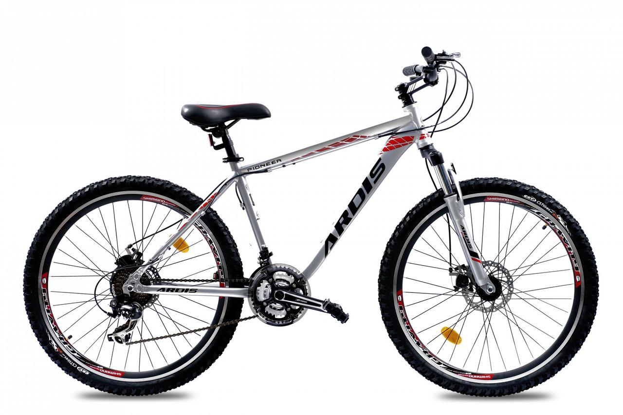"""Горный велосипед ARDIS PIONEER MTB 26"""" 17""""  Серый"""