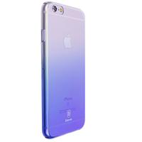 "Пластиковая накладка Baseus Glaze Ultrathin для Apple iPhone 6/6s (4.7"") Голубой"