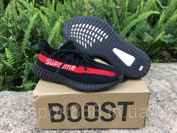 premium selection 2c8ab 4367c Supreme X Adidas Yeezy Boost 350 V2 кроссовки