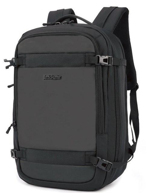 Черный рюкзак для парня