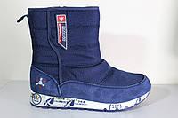 Женские зимние ботинки BaaS Snow Boots синие