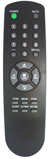 Пульт ДУ для ТВ GoldStar 105-230A, 105-210A  (улучшенного качества)