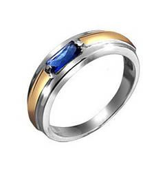 Кольца серебряные с пластинами золота