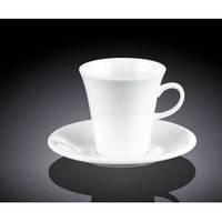 Чашка чайна з блюдцем Wilmax WL-993109 (210 мл)