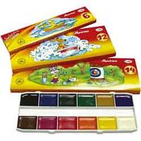 Акварель Гамма 211046 Мультики на 6 цветов