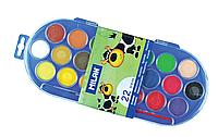 Краски акварельные 22 цвета с кистью ml.80022