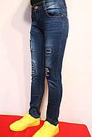 Мальчуковые джинсы на весну. Возростная группа от 8 до 16 лет (134-170см.). Фирма-Niebieski Польша.