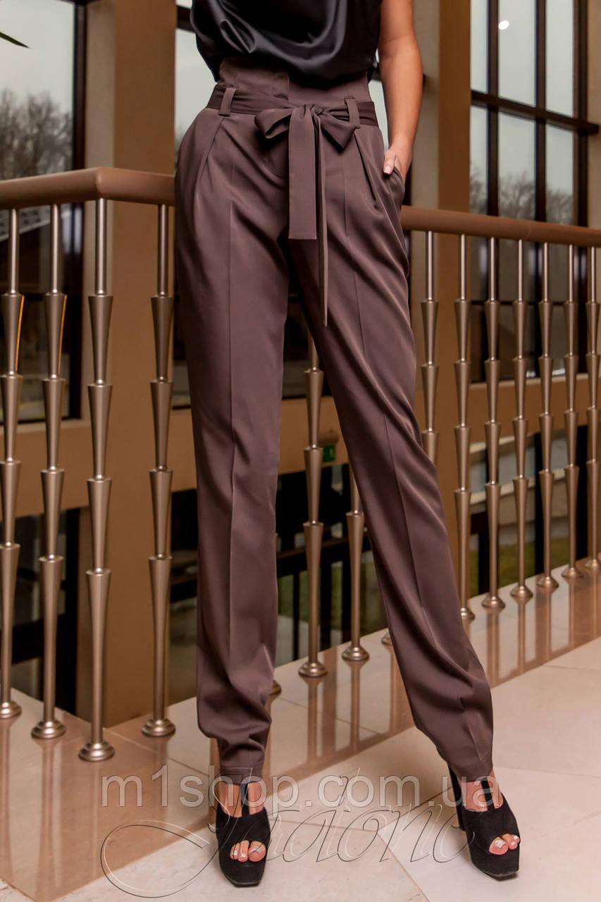 f44ae1dd11af Женские брюки с завышенной талией (Норис jd) , цена 530 грн., купить ...