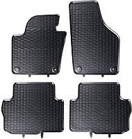 Коврики в салон VW SHARAN II (10-) / SEAT ALHAMBRA II 5 мест (10-) (4шт.)
